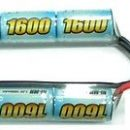 E-TANG BATTERIA NI-MH 9,6V 1600MAH PER FUCILI CON CALCIO CRANE 9 6X1600CQB