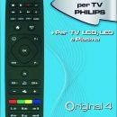 BRAVO TELECOMANDO UNIVERSALE PER TV PHILIPS  90202064