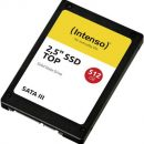 "INTENSO SOLID STATE DRIVE SSD TOP 2,5"" 512GB SATA3 3812450"
