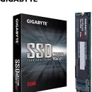 GIGABYTE SOLID STATE DRIVE SSD 256GB M.2 NVMe  GP-GSM2NE3256GNTD.