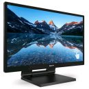 """PHILIPS MONITOR IPS 23,8"""" FULL HD MULTIMEDIALE TOUCH SCREEN 242B9T"""