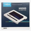 """CRUCIAL SOLID STATE DRIVE SSD MX500 2,5"""" 500GB CT500MX500SSD1"""